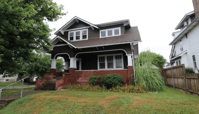 WV Craftsman Bungalow under $50K