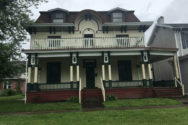 Ohio riverfront home reduced