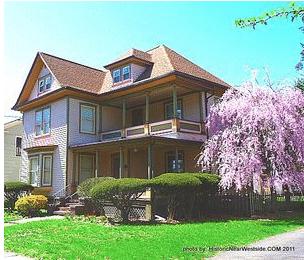 Elmira NY historic house for sale $60K