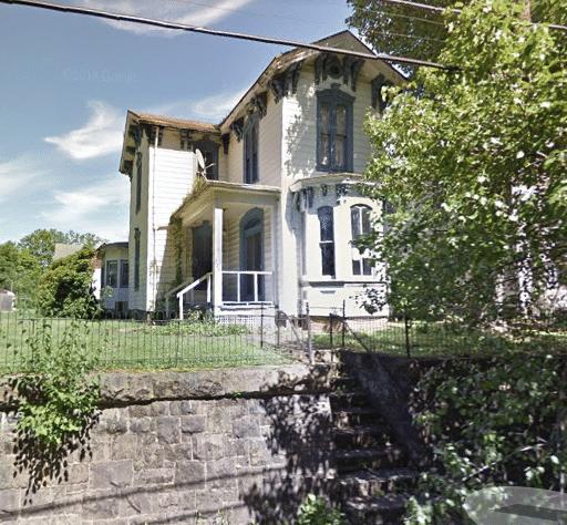 c.1910 Fixer Upper Italianate in Blairsville PA Under $40K