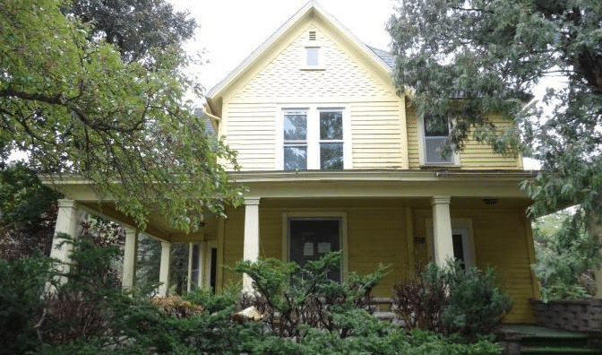 Queen Anne Victorian house for sale