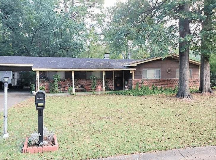 mid-century ranch