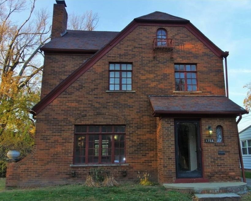 Tudor Revival home for sale