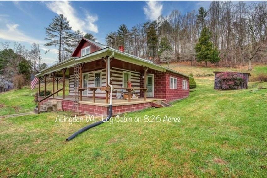 log cabin for sale