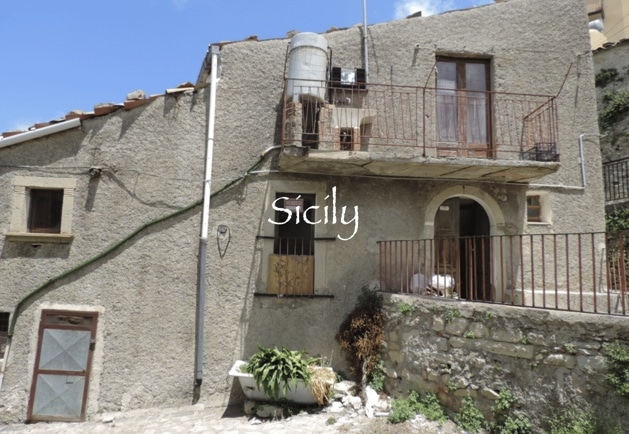 Sicily townhouse for sale