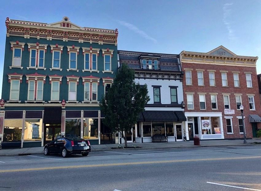 Lawrenceburg Indiana Historic District