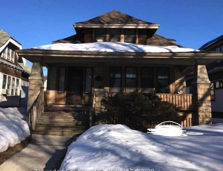 two-family home for sale