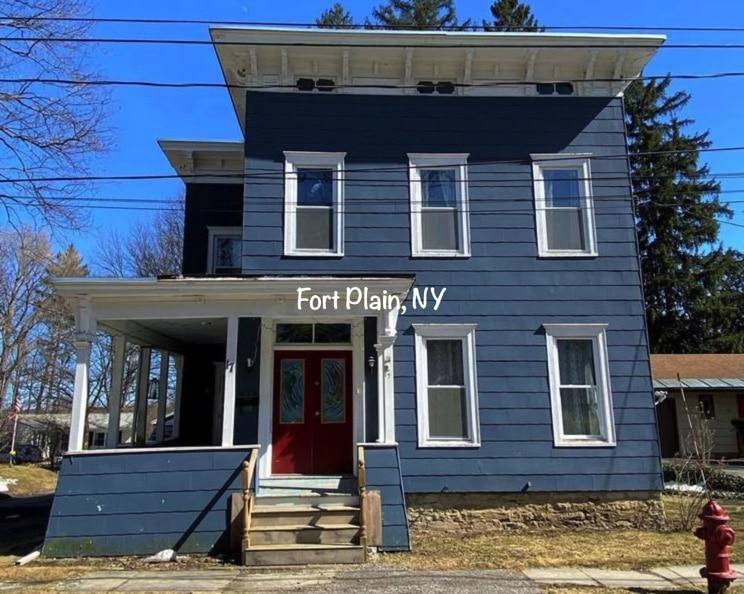 Italianate home for sale