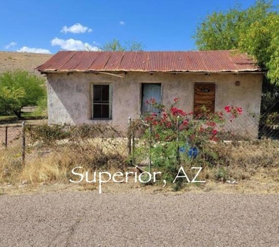 abandoned miner's cabin for sale