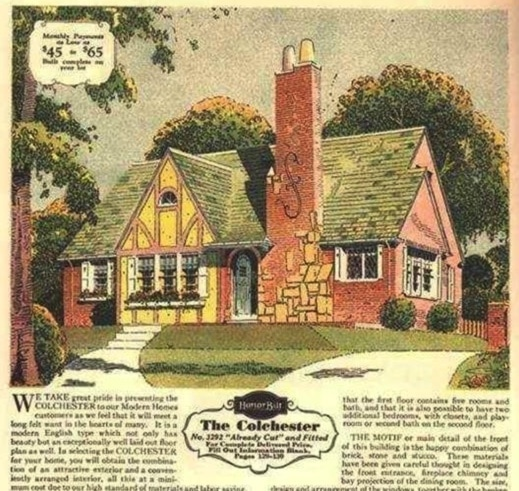 Sears kit home for sale