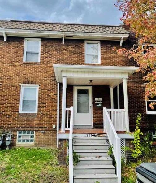 row house for sale