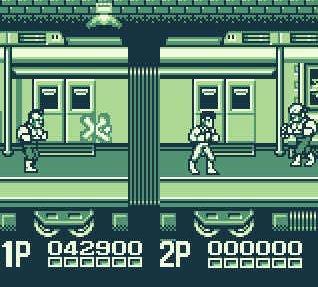 Images De Double Dragon 2 Sur Nintendo Game Boy Captures
