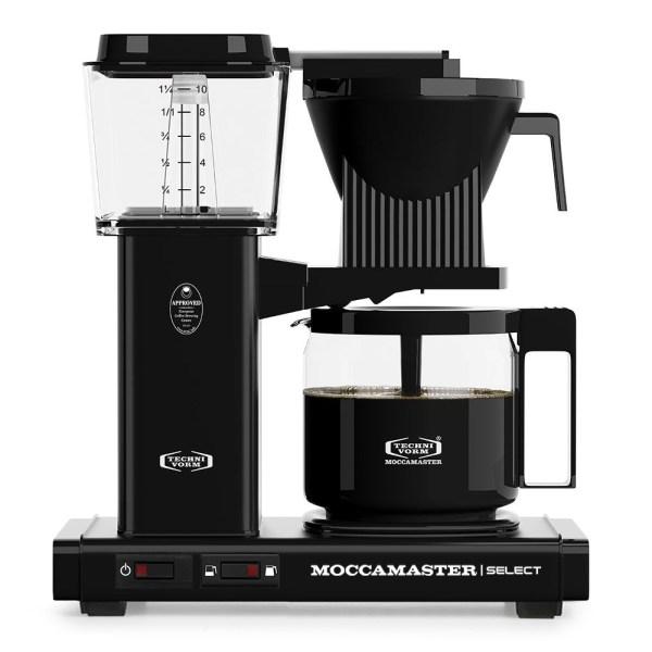 KBG Select Black Moccamaster Selects - Filtre Kahve Makinası