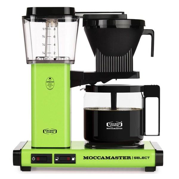 KBG Select Fresh Green Moccamaster Selects - Filtre Kahve Makinası
