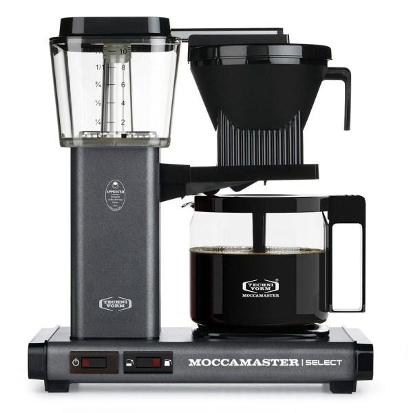 KBG Select Stone Grey Moccamaster Selects - Filtre Kahve Makinası