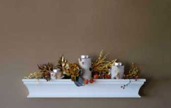 Birch Candle Holders, Home Decorations and Decor for Interior Design
