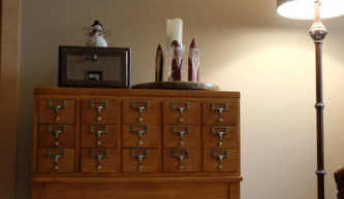 Estate Sale Treasures Lead to a DIY