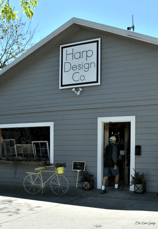 Harp Design Co in Waco