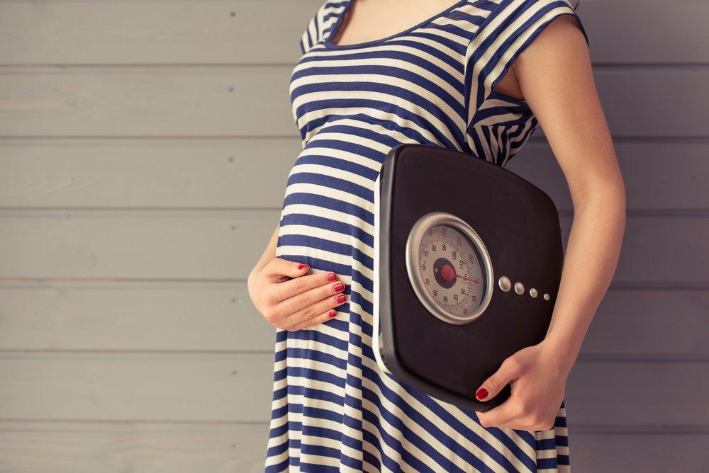 puteți să pierdeți în continuare în greutate în timpul sarcinii