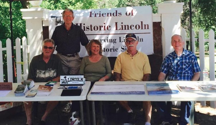Friend of Lincoln, NM Board