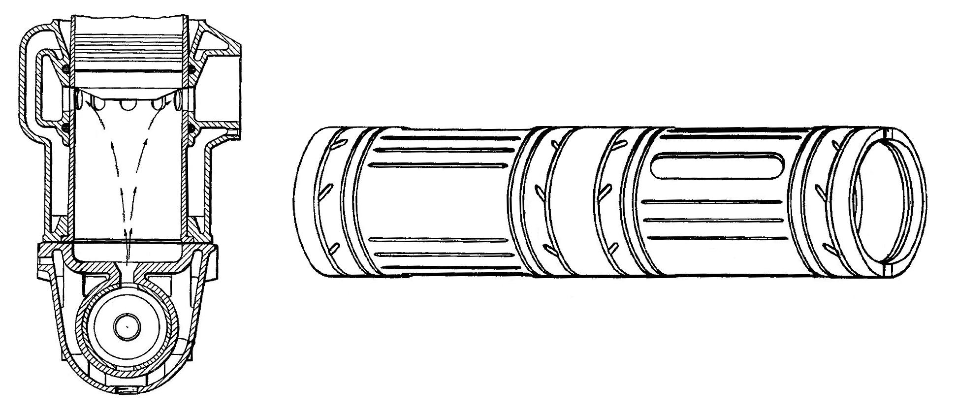 Deschamps Vsel Aircraft Engine