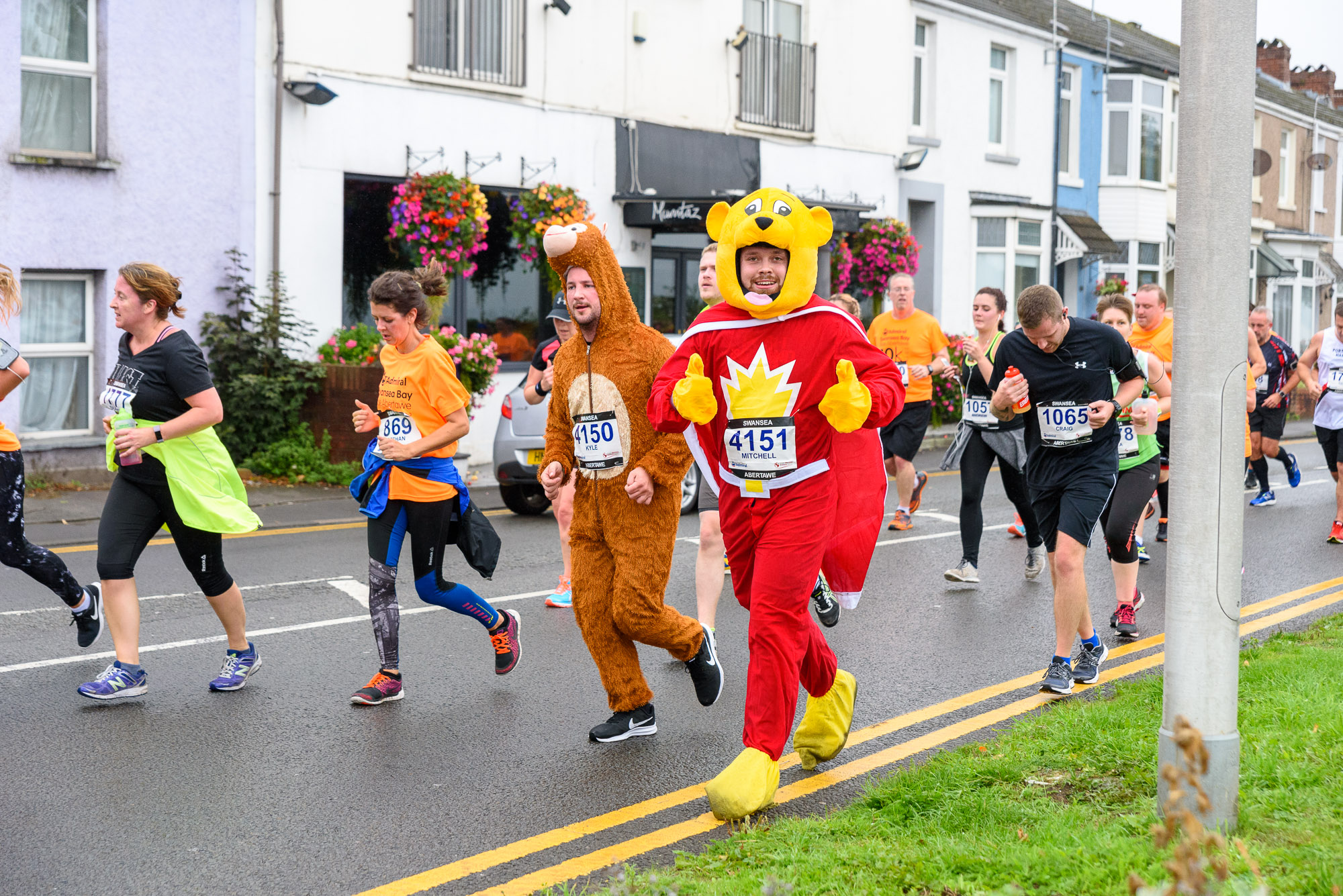 Swansea Bay 10k 2018 Photographs