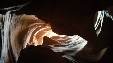 Upper Antelope Canyon. Page, Arizona Hiking.