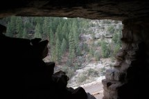 Walnut Canyon Dwelling View6