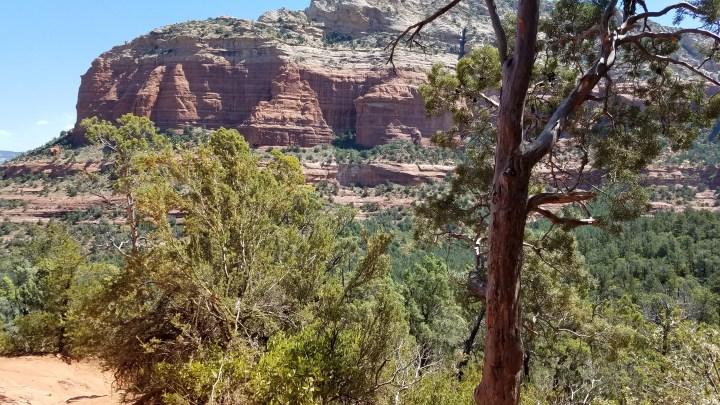 Hiking Sedona Arizona Devil's Bridge Rusty Ward