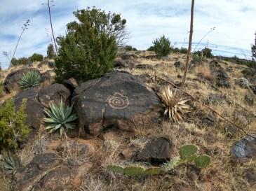 Skull Mesa Hiking Arizona Rusty Ward