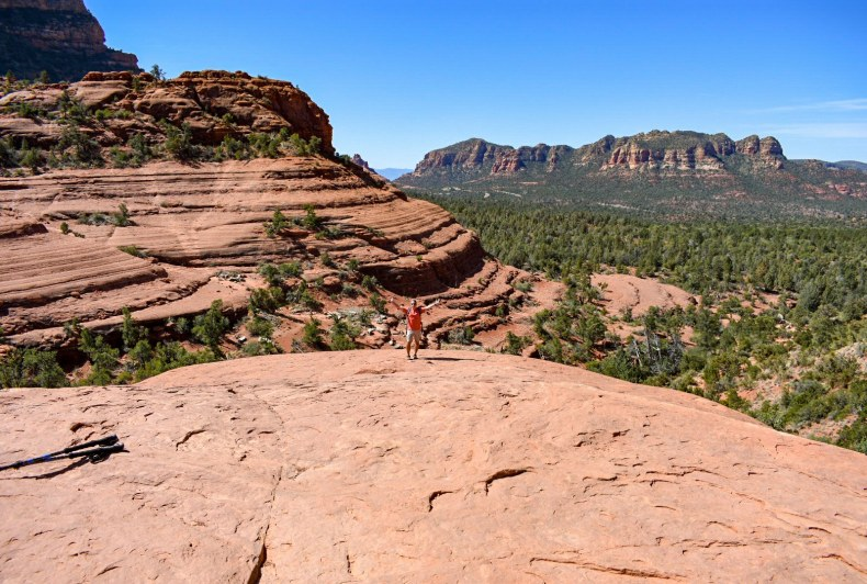 Little Horse Hiking Sedona Rusty Ward Arizona