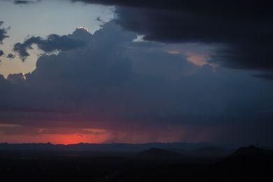 Phoenix Desert Monsoon Season