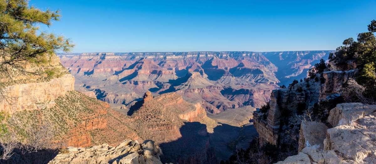 Grand Canyon Panorama 1