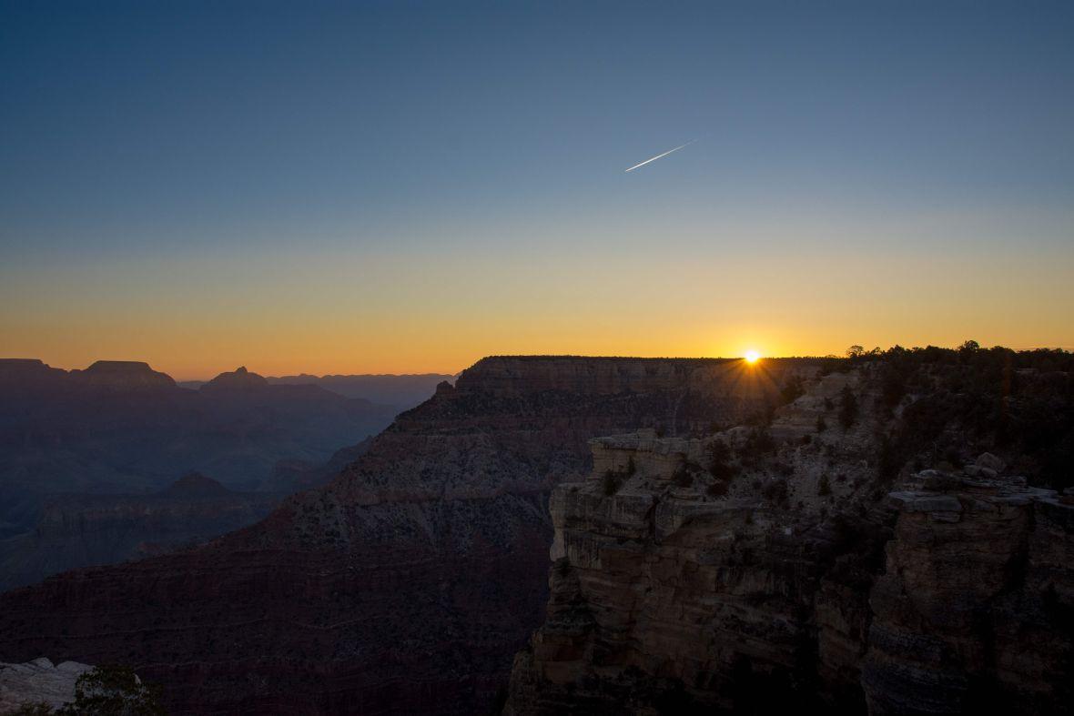 Grand Canyon Sunrise Rusty Ward
