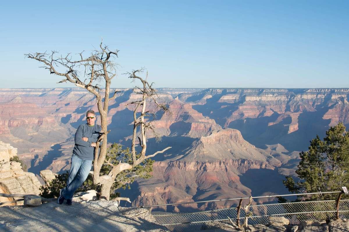 Grand Canyon Rusty Ward