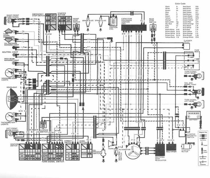 Cm400 Bobber Wiring   Newmotorwall.org