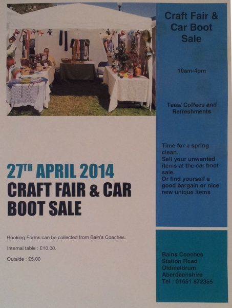 2014-04-19 April CarBoot