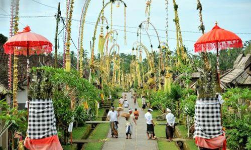 Desa Wisata di Bali Terbaik