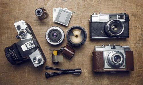 Sejarah Kamera lengkap
