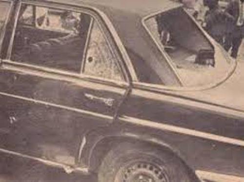 General Murtala's car