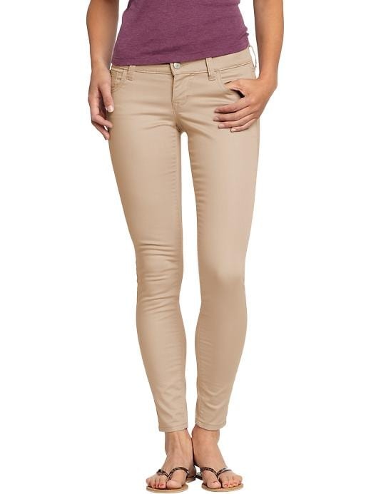 Old Navy Womens The Rockstar Pop Color Jeans
