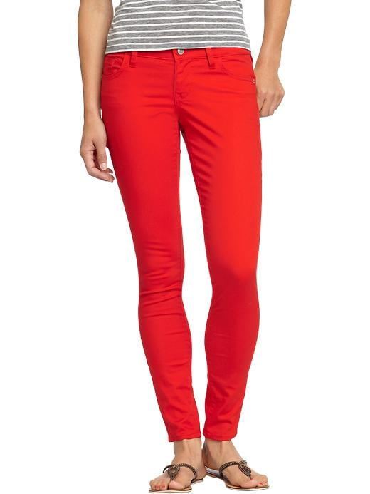 Old Navy Womens The Rockstar Super Skinny Jeans