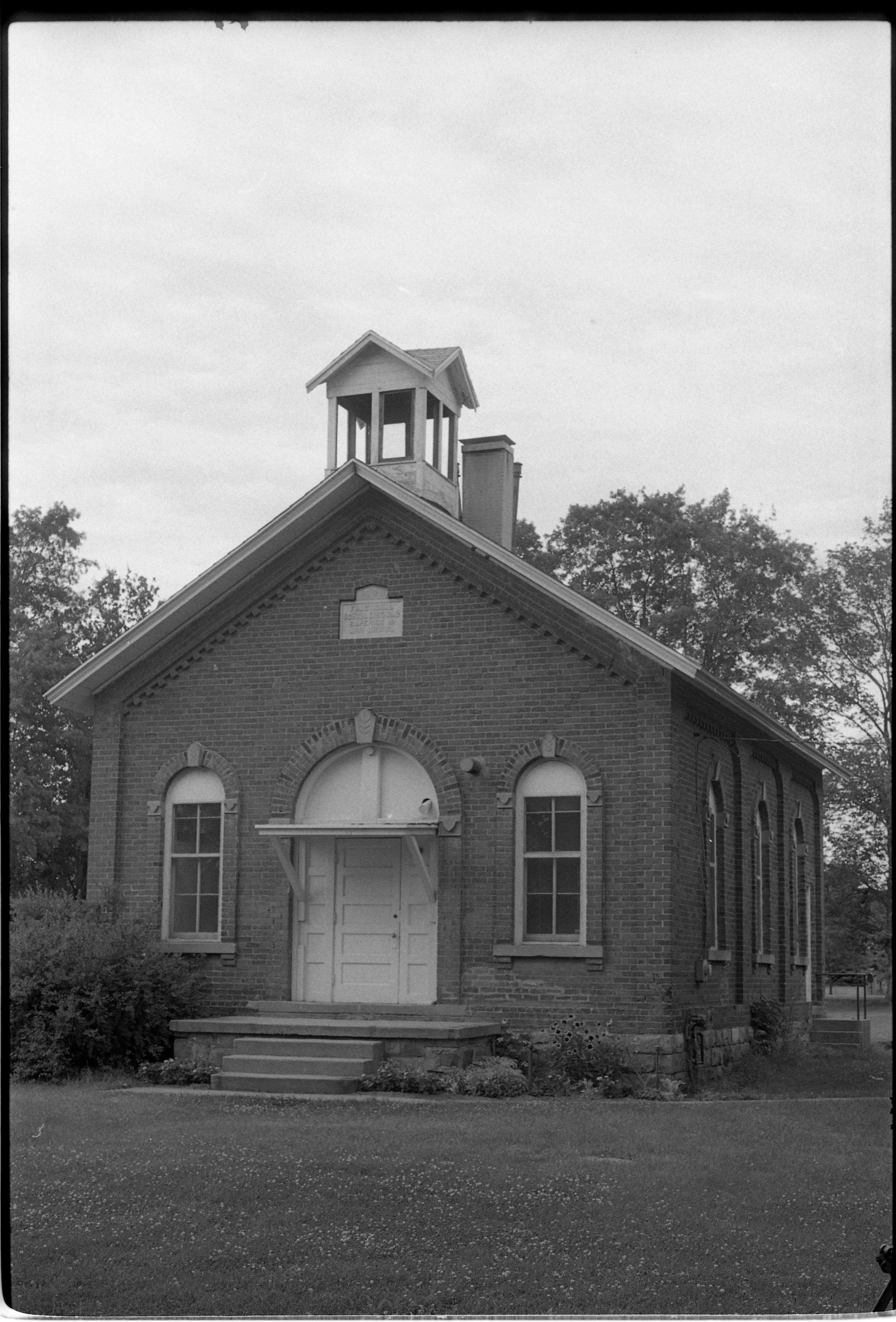 Dixboro One Room Schoolhouse Superior Amp Ann Arbor