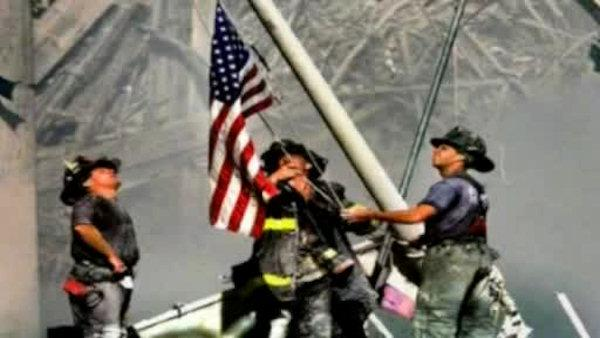9 11 flag