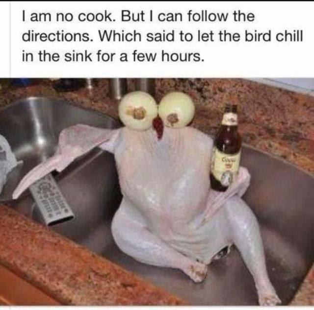 turkey-chill