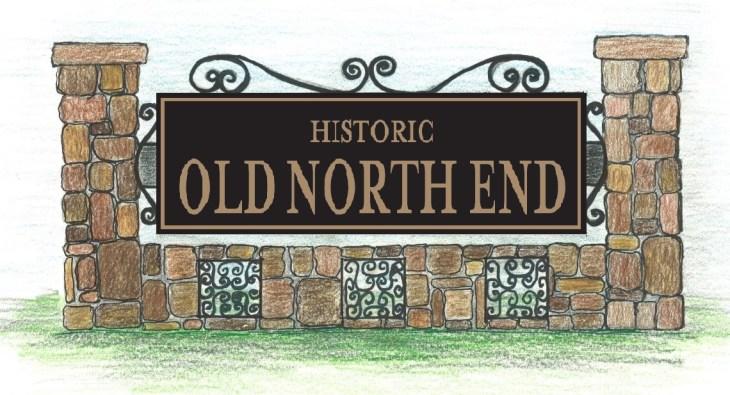Neighborhood Entryway Sign