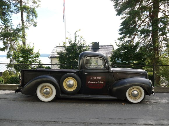 1941 Ford Pickup 11c