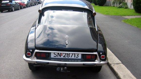 1972 CITROËN D SPECIAL DS