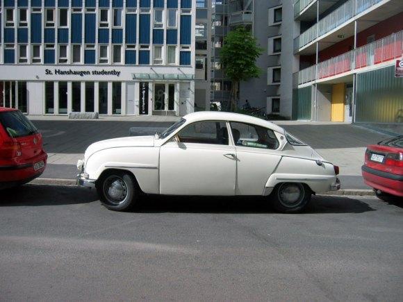 1963 SAAB 93
