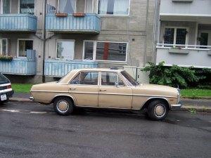 1973 Mercedes benz 230 w114 /8